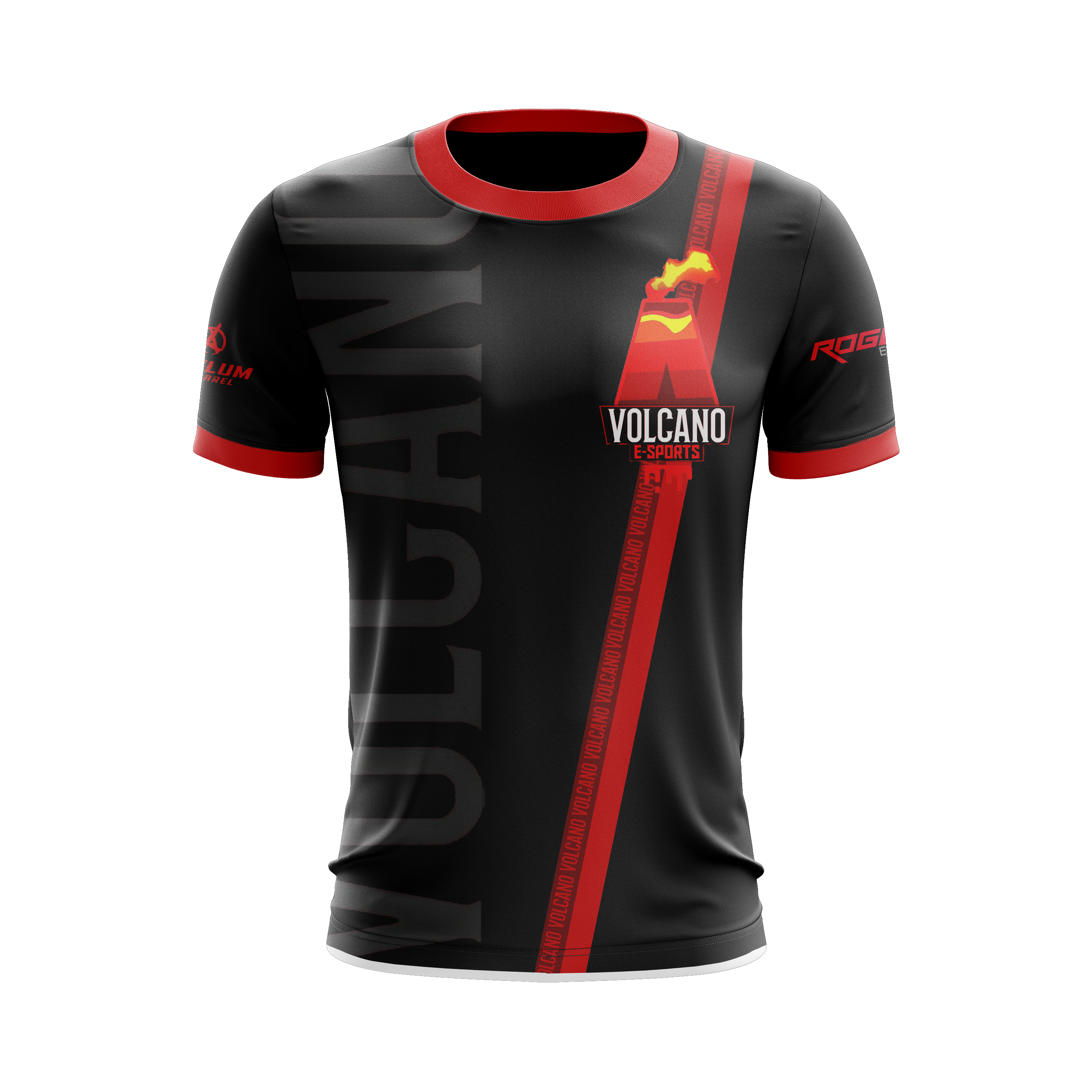 Volcano Esports Official Jersey 21/22